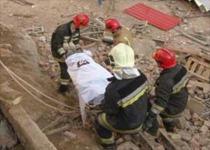 مرگ کارگر هنگام گودبرداری یک ساختمان در تهران