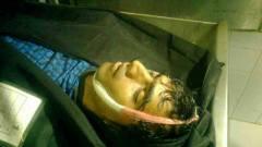 قتل یک ملوان لنج حامل سوخت توسط نیروی انتظامی