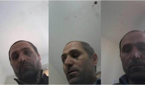 مخابره عکس شکنجه گر سپاه توسط اپلیکیشن موبایل زندانی