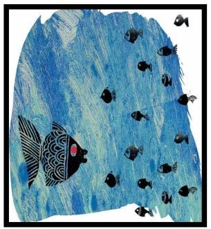 """""""ماهی سیاه کوچولو""""ی صمد بهرنگی در روزنامه گاردین!"""